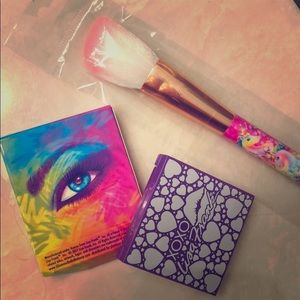 Glamour Dolls and Lisa Frank